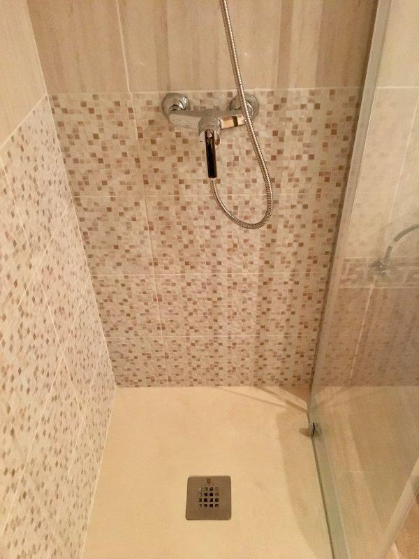 Sustitucion de bañera por plato de ducha