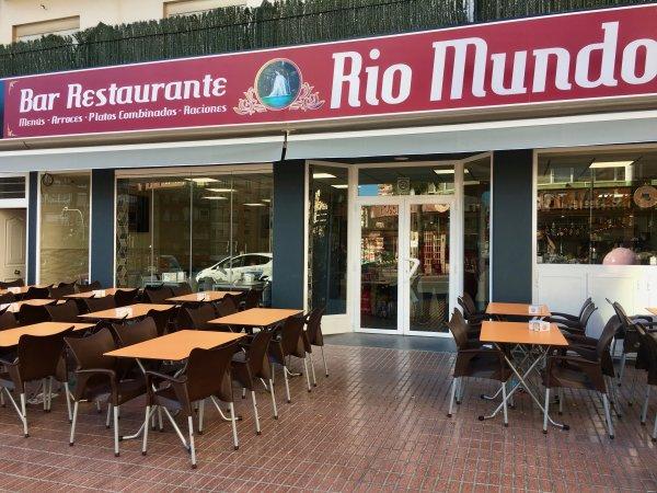 Reforma integal de bar restaurante
